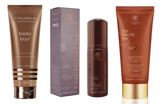 Products from Vita Liberata