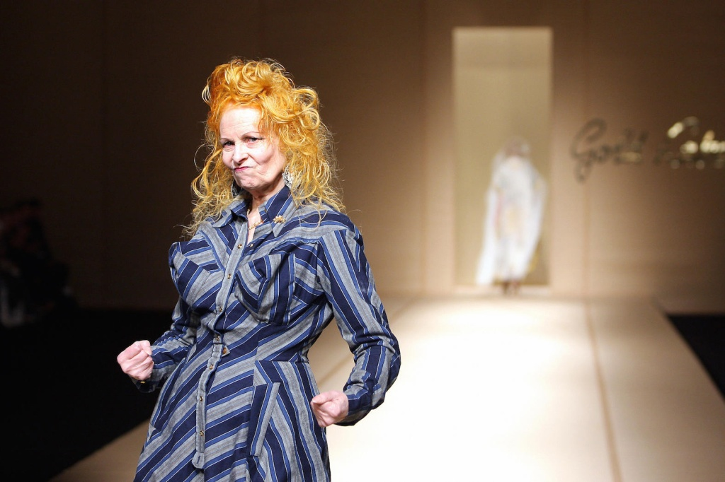 Vivienne Westwood appears in <i>Westwood: Punk, Icon, Activist</i> at the 2018 Sundance Film Festival