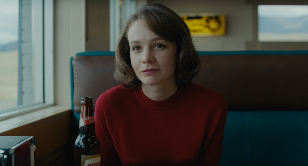 Carey Mulligan appears in <i>Wildlife</i> at the 2018 Sundance Film Festival.