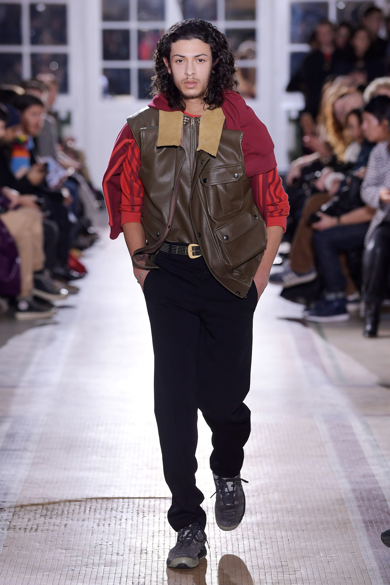 Y/Project Men's Fall 2018