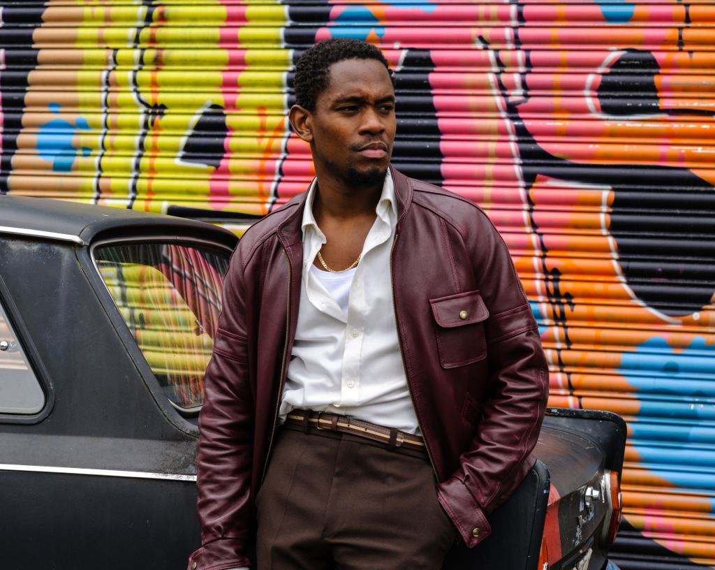 Aml Ameen appears in <i>Yardie</i> at the 2018 Sundance Film Festiva