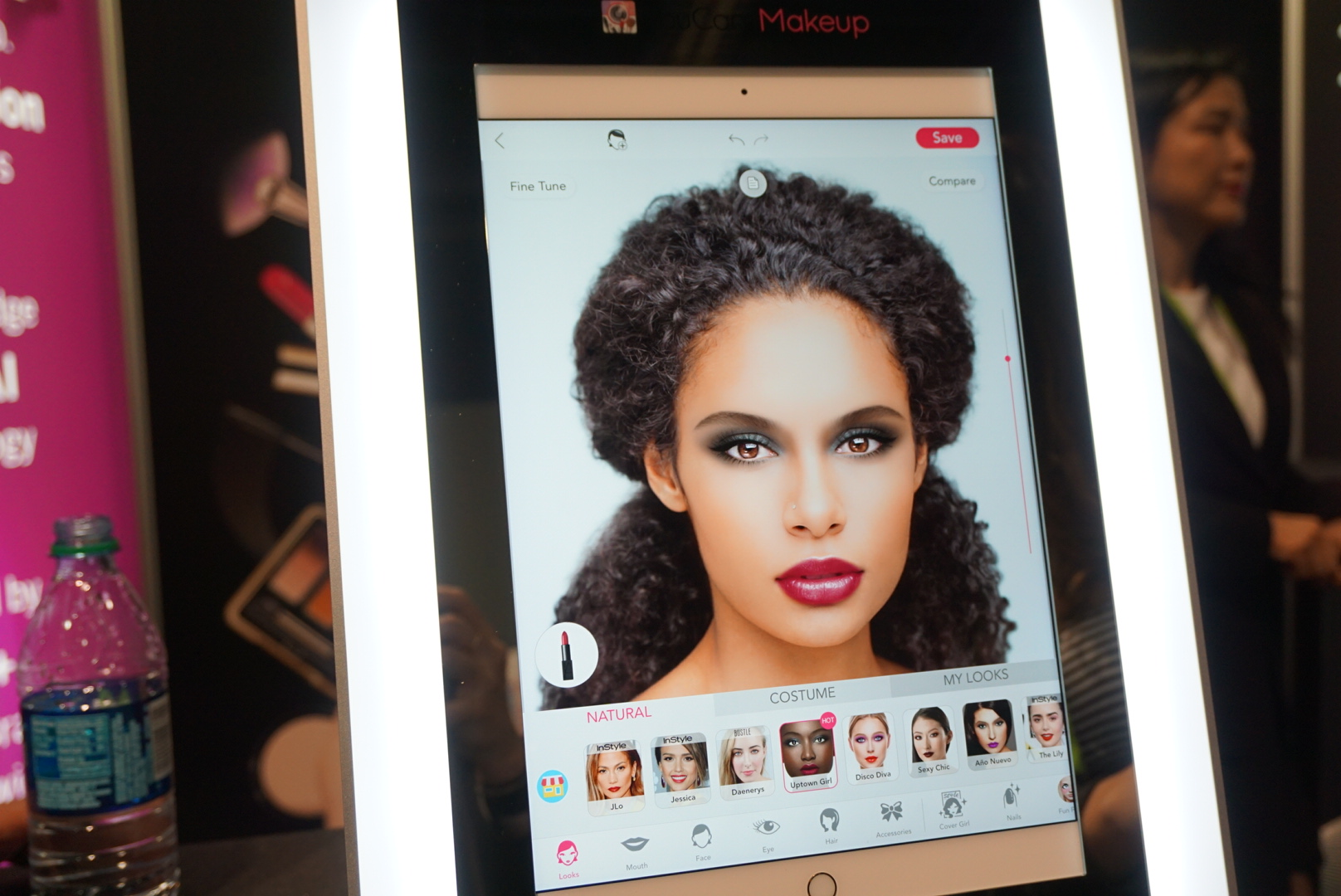 YouCam Makeup Perfect Corp. CES 2018 augmented reality