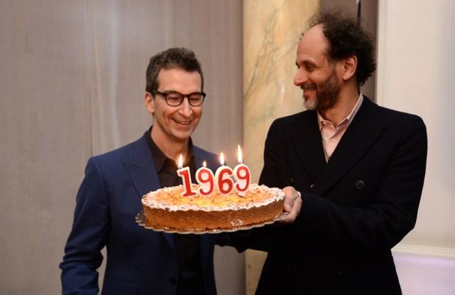Federico Marchetti and Luca Guadagnino