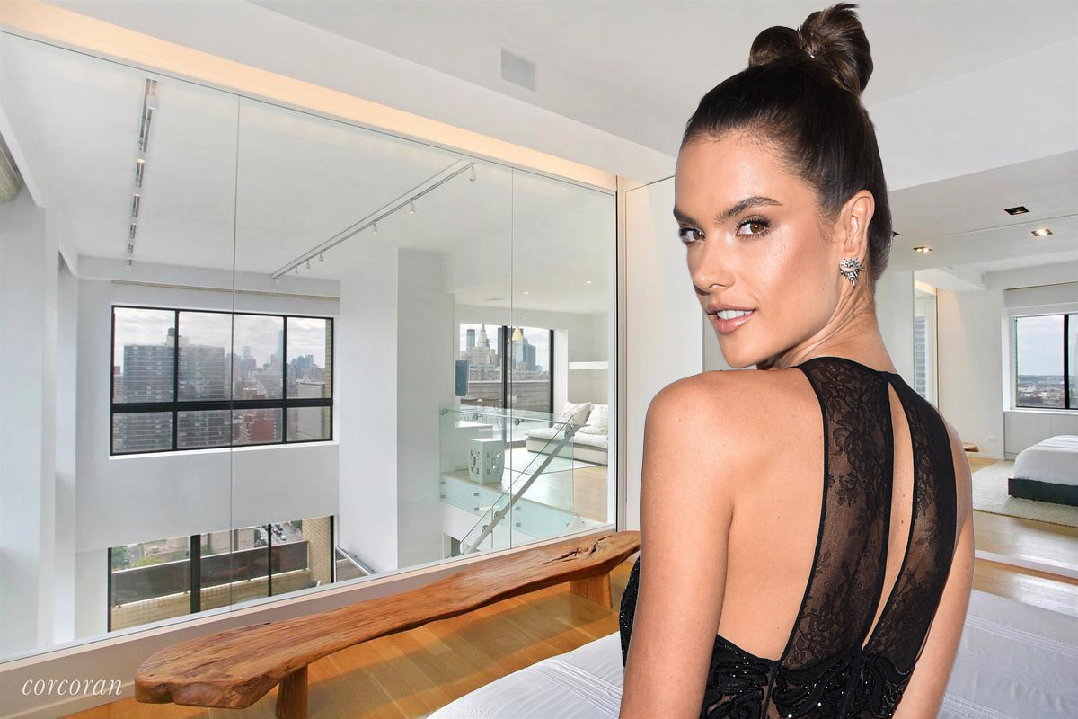 EXCLUSIVE: Live Like a Supermodel in Alessandra Ambrosio's NYC Penthouse