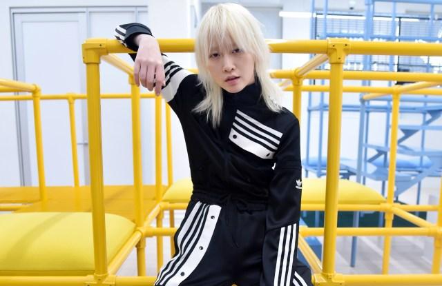 Adidas Originals By Danielle Cathari RTW Fall 2018
