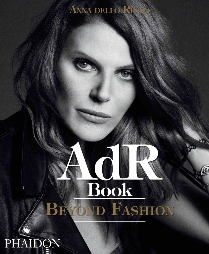 """Adr Beyond Fashion"" book."