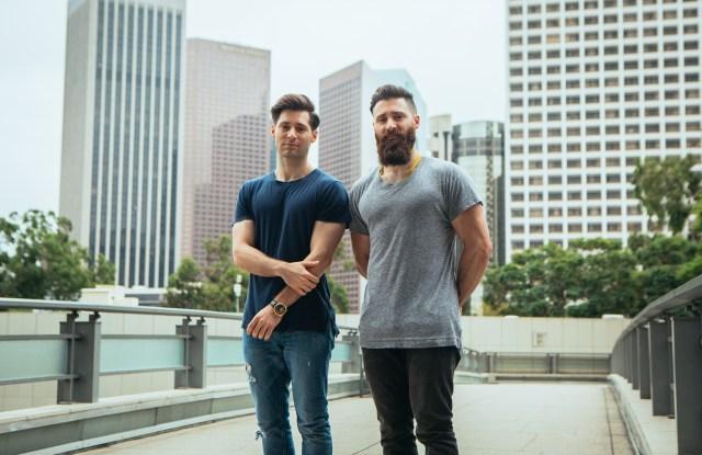 Ryan and Adam Goldston