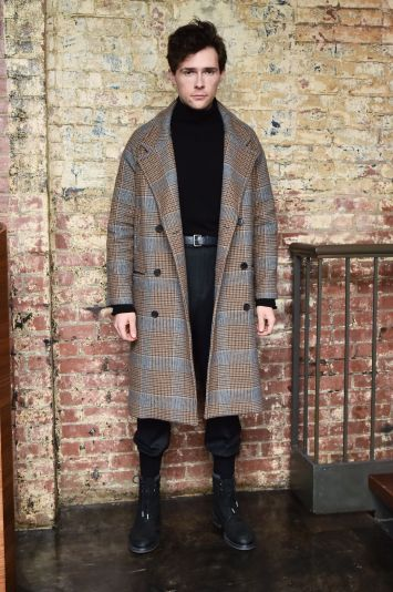 Billy Reid Men's Fall 2018