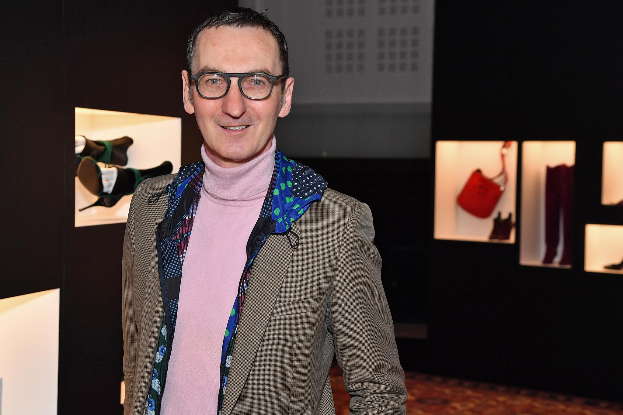 Bruno Frisoni for Roger Vivier Paris Fashion week Fall winter 2018/2019