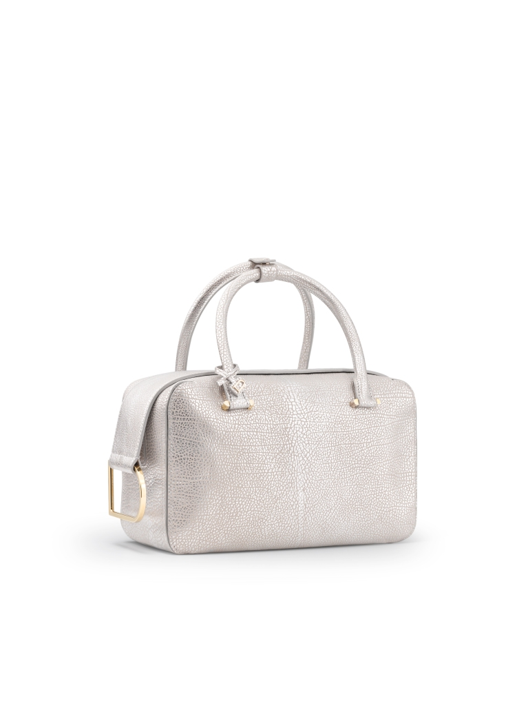 Delvaux's new Cool Box bag.