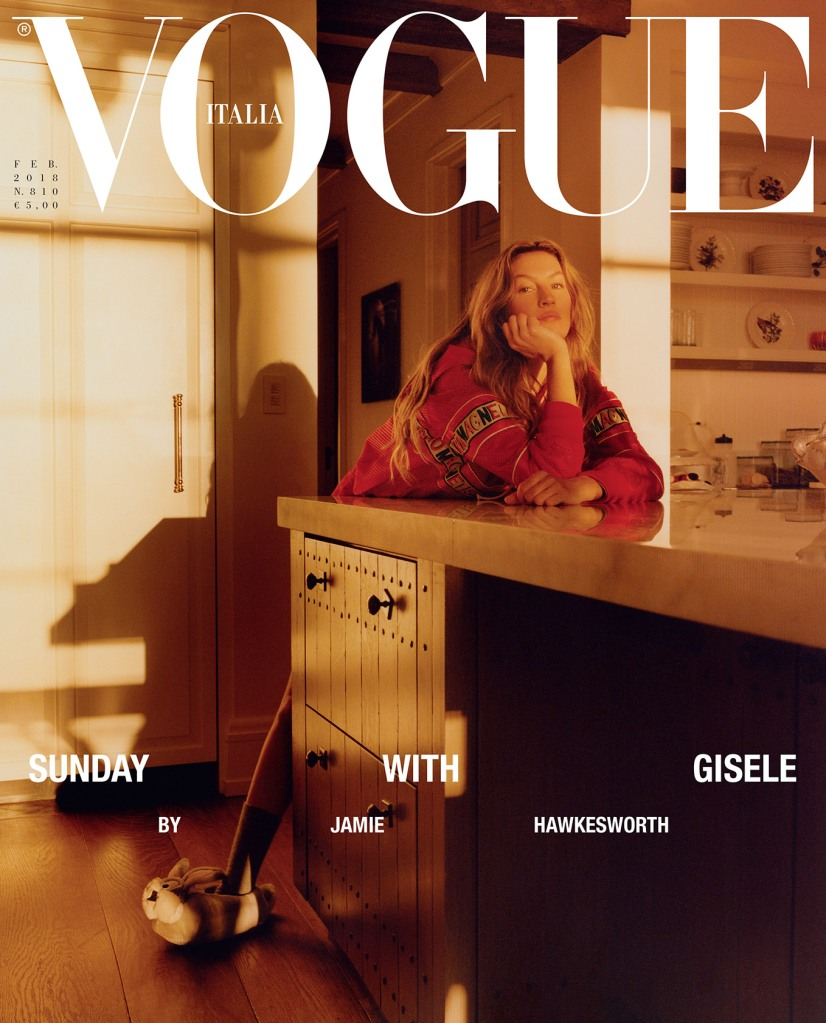 Vogue Italia February Issue