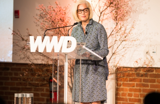 Susan Jurevics at the WWD Beauty Summit