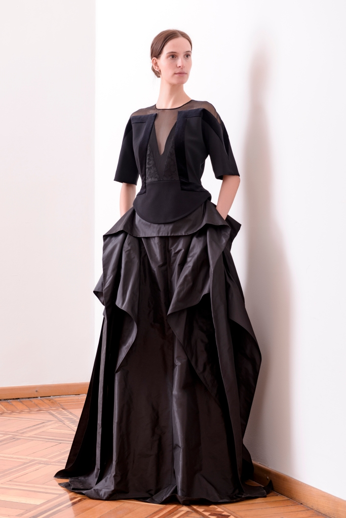 A preview of the Antonio Berardi fall 2018 collection