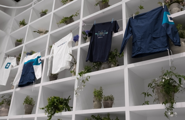 This won't be the first time that PlantShed has worked with Kith in its NoHo store.