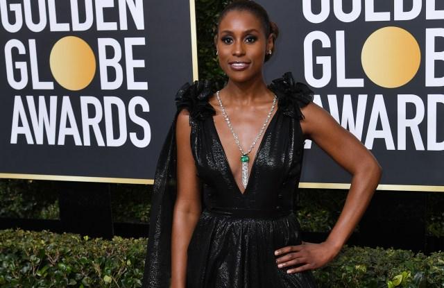 Issa Rae, Golden Globes 2018