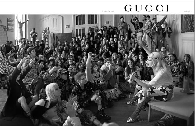Gucci 2018 Spring Campaign