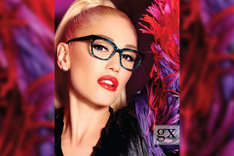 Gwen Stefani in latest GX campaign