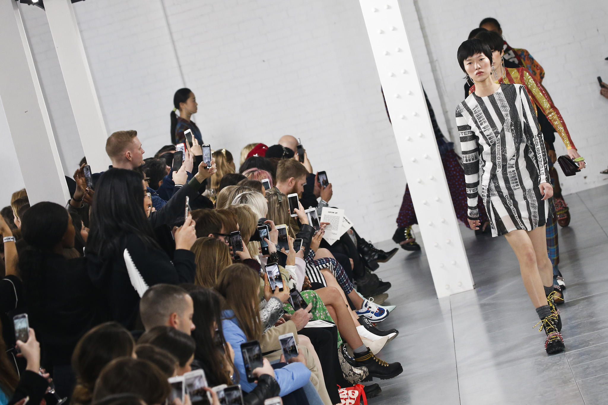 House of Holland RTW Fall 2018