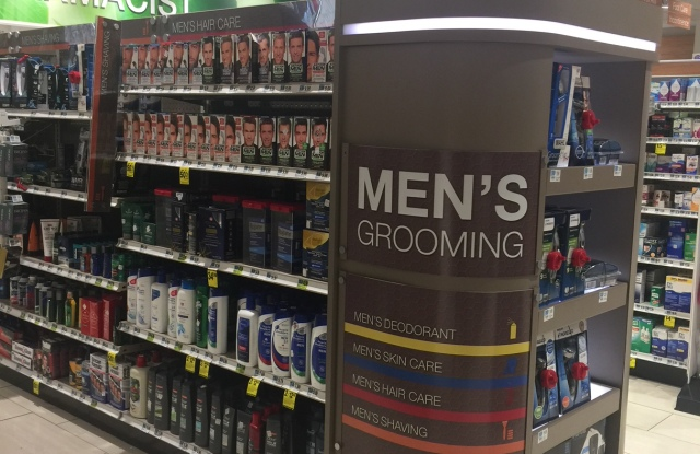 Albertsons can benefit from Rite Aid's upgrades in beauty and personal care.