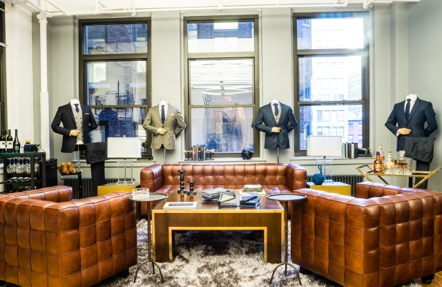 InStitchu's New York showroom.