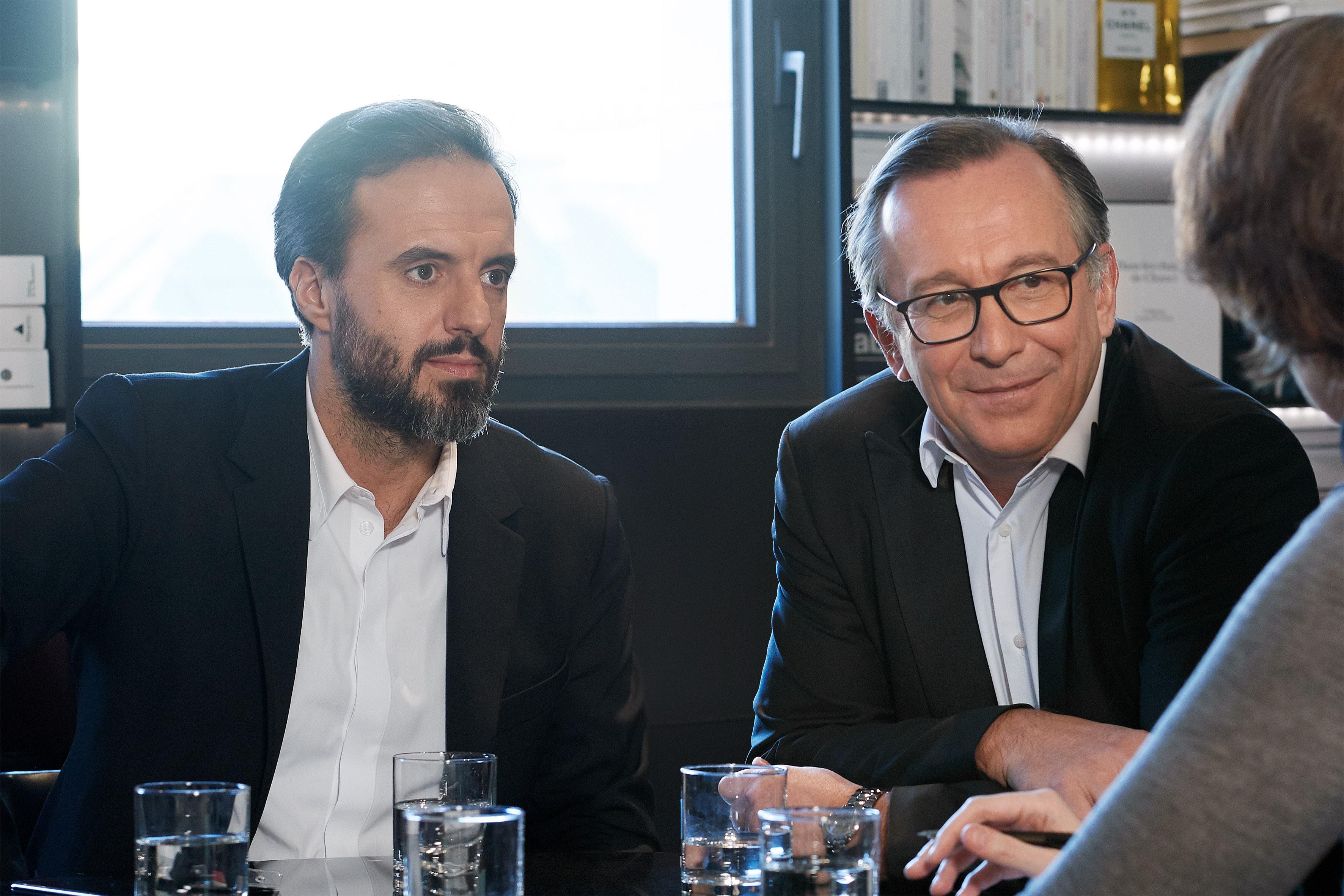 Jose Neves and Bruno Pavlovsky