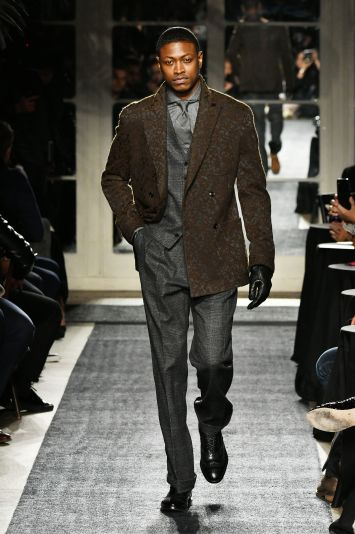 Joseph Abboud Men's Fall 2018