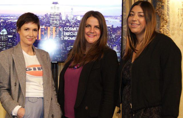 Cassandra Grey, Rachel Shechtman and Nata Dvir.