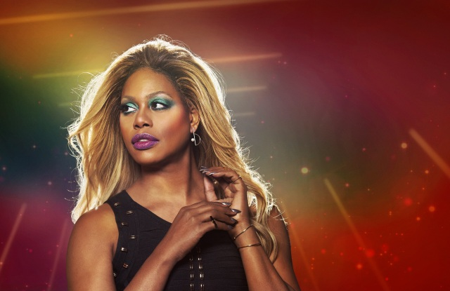 "Laverne Cox on ""Glam Masters"""