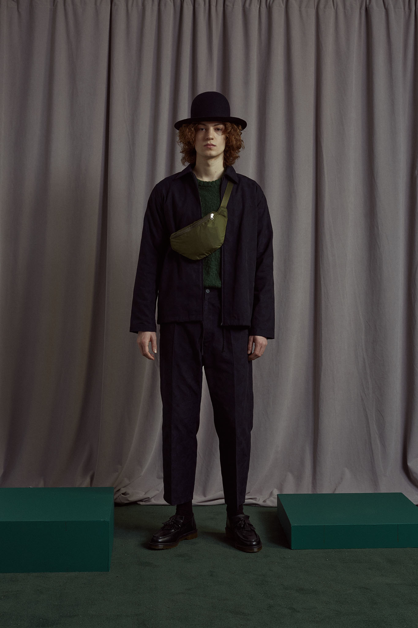 Maiden Noir Men's Fall 2018