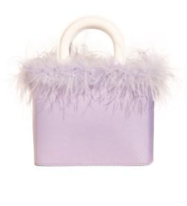 Staud's Marabou bag, priced at $325, retail.