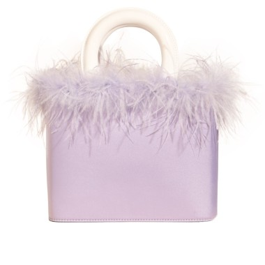 Staud's Marabou bag, priced at $325, retail.