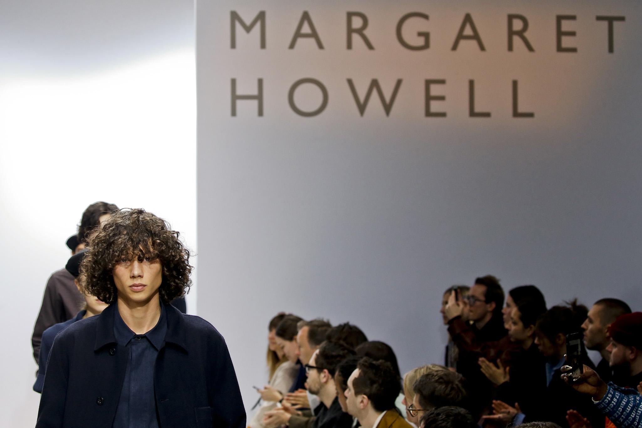 Margaret Howell RTW Fall 2018