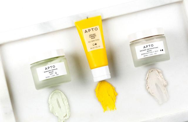 The Ritualist created in-house skin-care line APTO.