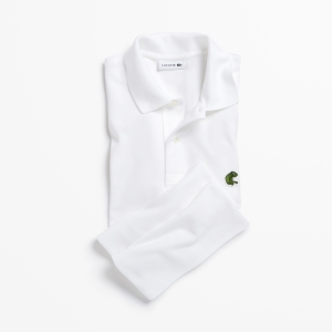 A Lacoste Save Our Species polo shirt.