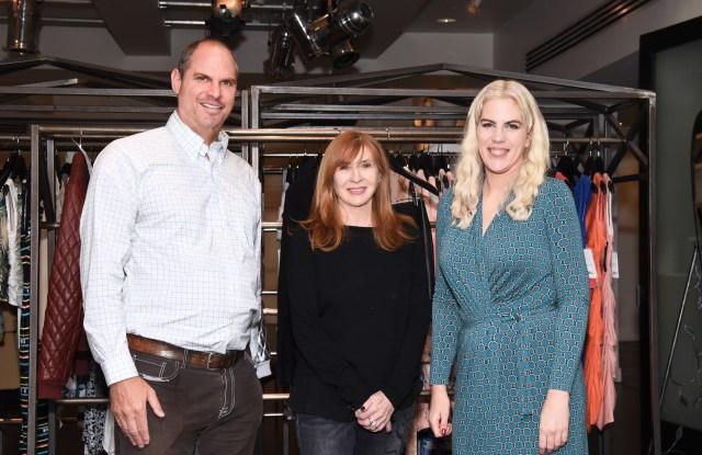 Steve Eichner, Nicole Miller and Daniela Kirsch.