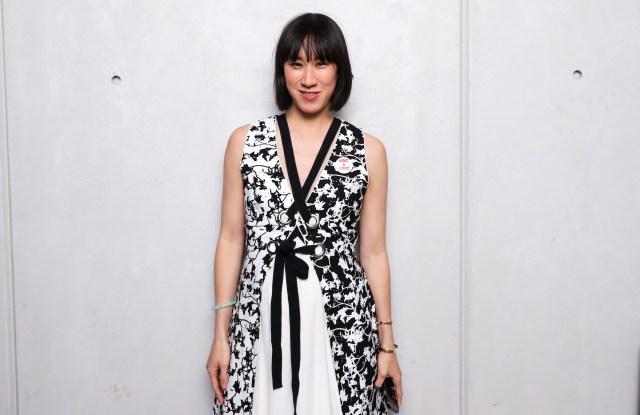 Eva ChenCFDA X Vogue Fashion Fund