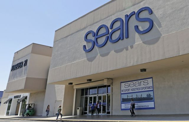 This, photo shows a Sears store in Hialeah, Fla. Sears Holdings Corp. reported earnings on Thursday, May 25, 2017. Sears' extended decline in sales continued during the first quarter and the storied retailer vowed additional spending cuts to offset its slowing businessEarns-Sears Holdings, Hialeah, USA - 11 May 2017