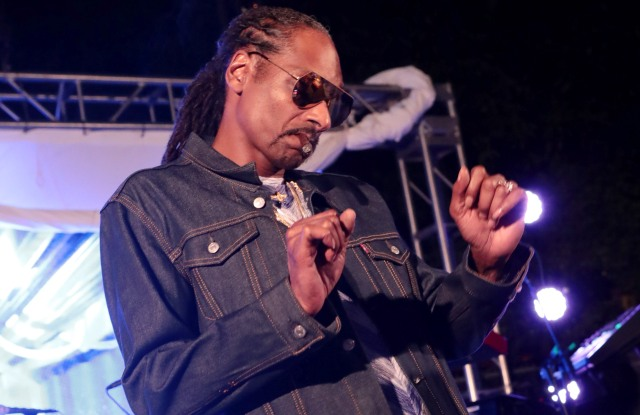 Snoop DoggLevi's Trucker 50th Anniversary at Levi's Haus of Strauss, Los Angeles, USA - 5 October 2017
