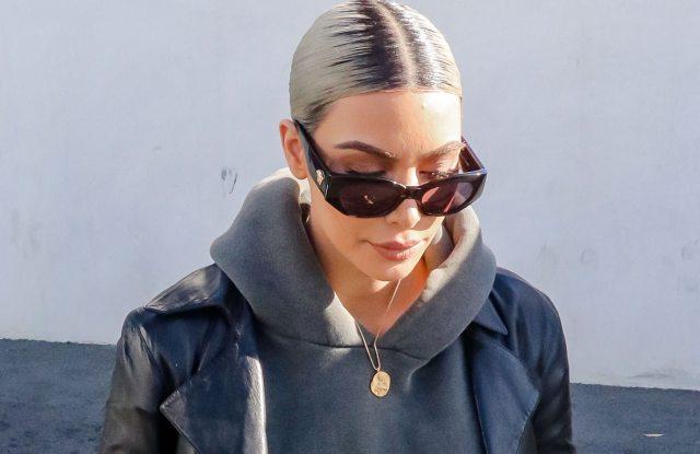 Kim KardashianKim Kardashian out and about, Los Angeles, USA - 07 Feb 2018