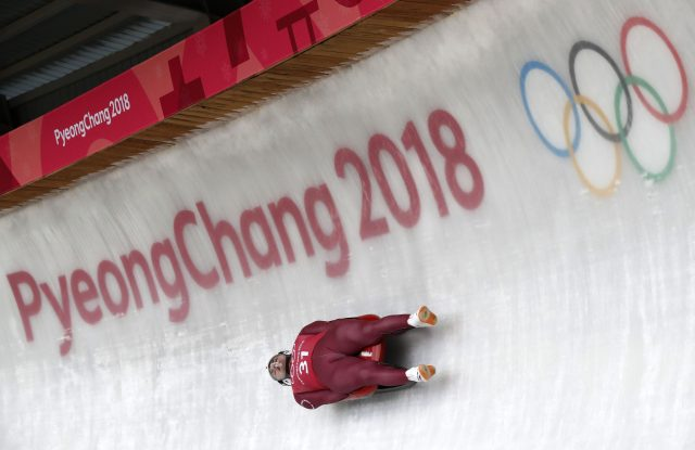 The Pyeongchang Winter Games kicked off on Feb. 9.