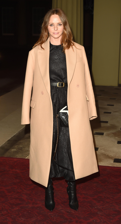 Stella McCartneyCommonwealth Fashion Exchange Reception, Buckingham Palace, London, UK - 19 Feb 2018