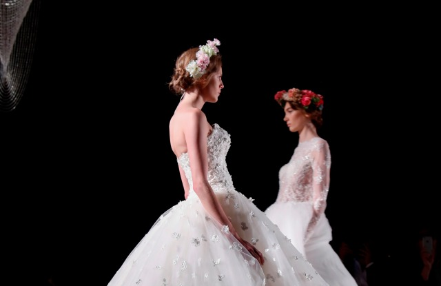 Si Sposaitalia Collezioni's White Carpet fashion show.