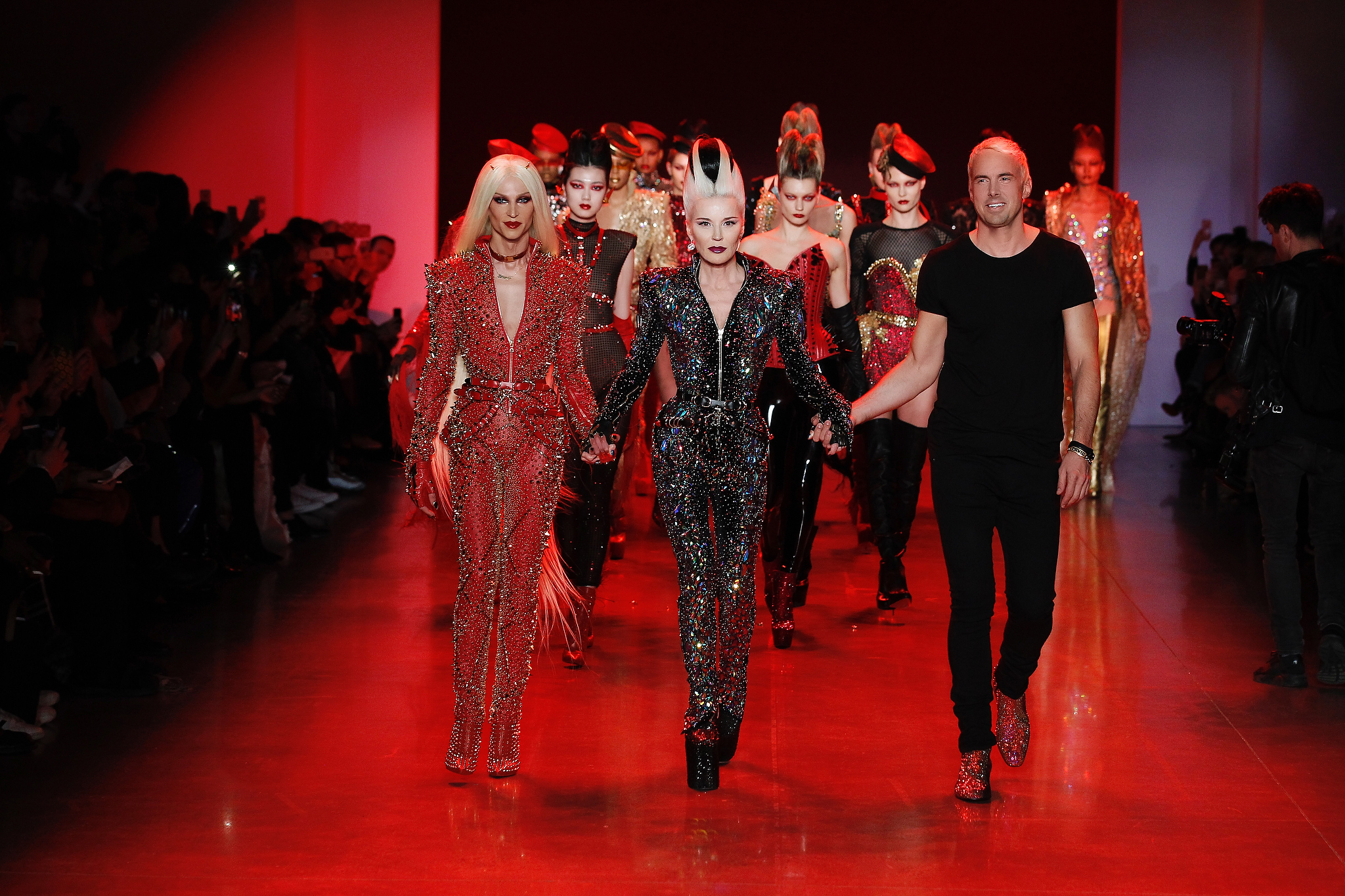 The Blonds RTW Fall 2018