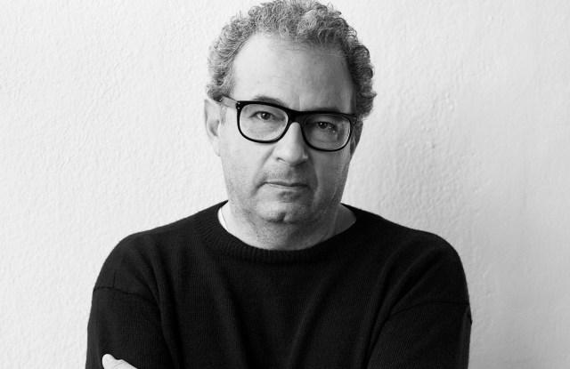 A.P.C. founder and designer Jean Touitou