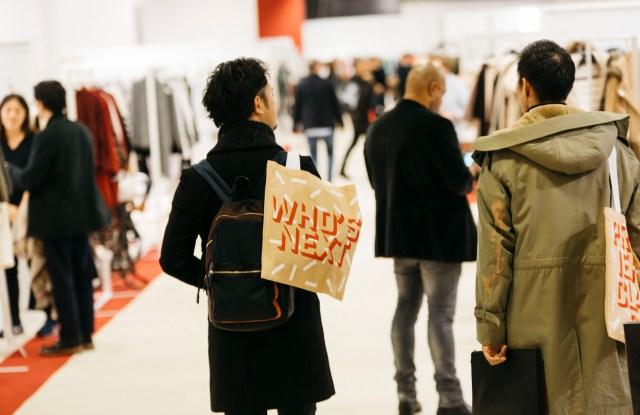 Who's Next Paris Apparel Trade Show