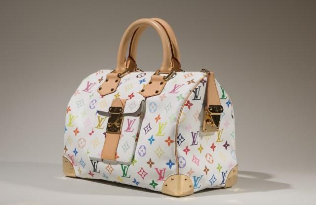 Louis Vuitton's 2003 collaboration with Takashi Murakami.