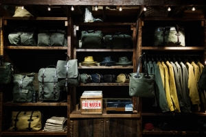 Bags are a key part of Filson's business.