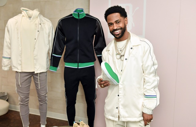 LOS ANGELES, CA - MARCH 19:  Big Sean attends PUMA x Big Sean Collection Launch Event at Goya Studios on March 19, 2018 in Los Angeles, California.  (Photo by Neilson Barnard/Getty Images for PUMA)