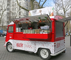 The Clarins by Michalak Healthy Truck