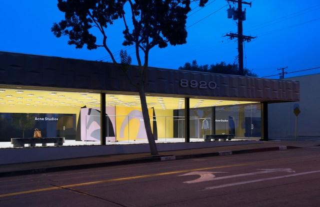Acne Studios West Hollywood